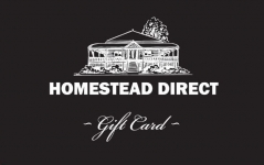 Homestead Direct $75 Dollar Gift Card