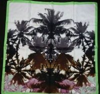 Vince Camuto Scarf Palm Tree