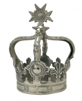 Royal Touch Silver Crown