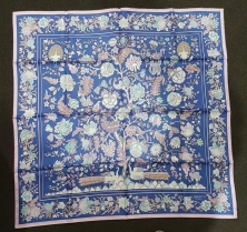 Liberty of London Tree of Life ScarfBlue
