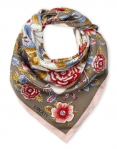 Liberty of London Printed Scarf MossPink