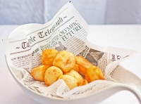 Newspaper Wax Food Wrap Paper 500 sheets
