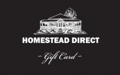 Homestead Direct $250 Dollar Gift Card