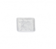 Manfred Ceramic Marble Dish Square