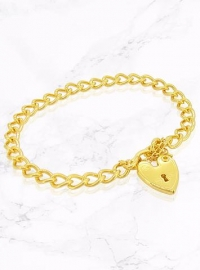 Little Gypsy Gold Plated Baby Bracelet