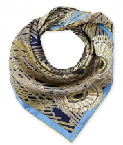 Liberty of London Scarf Moss Yellow