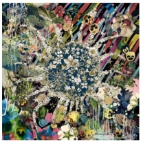 Christian Lacroix Jardin Songes Green