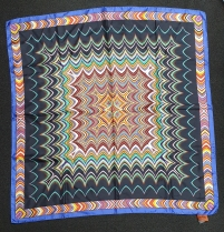 Missoni Black Royal Silk Scarf