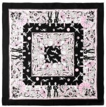 Echo Fun in the Sun Scarf Black