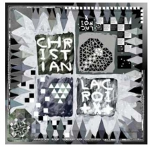 Christian Lacroix Arl Wood Grey Silk